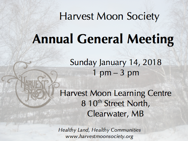 Join Us At Our Annual General Meeting