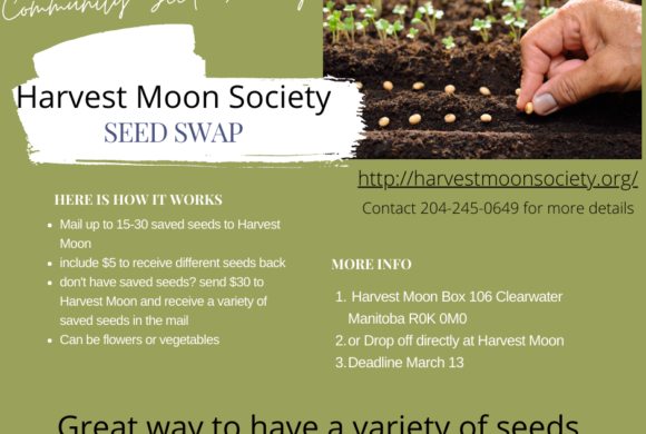 Community Seed Exchange 2021